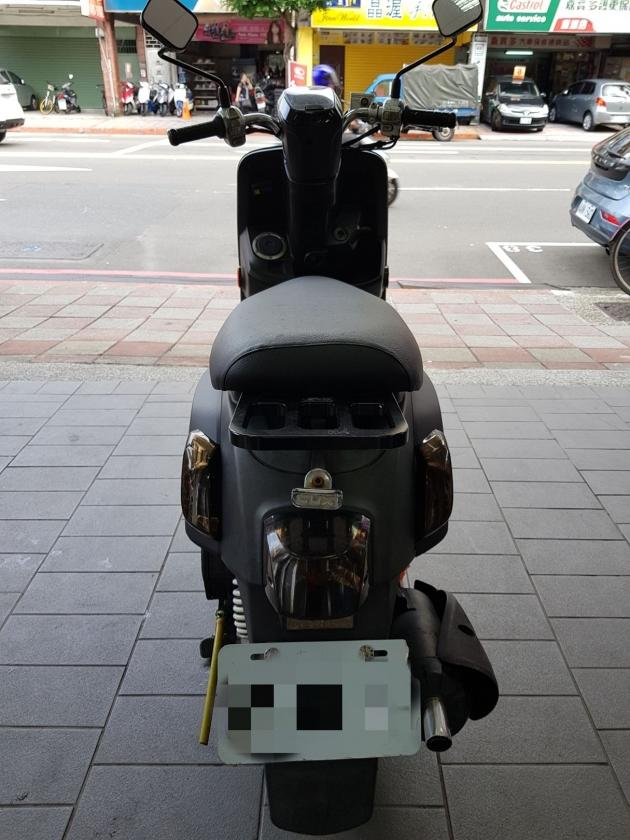 山葉 Yamaha CUXI 100 FI(已售出) 2