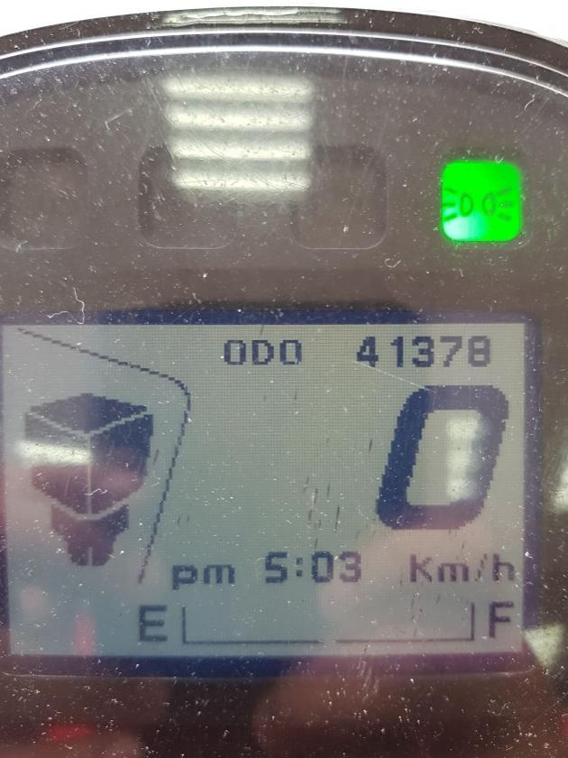 山葉 Yamaha CUXI 100 FI(已售出) 3
