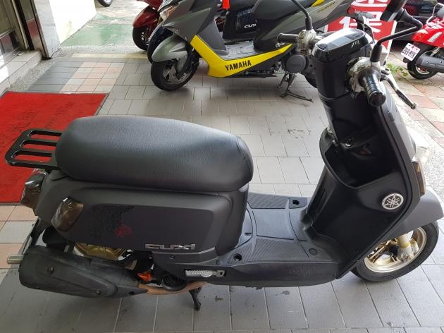 山葉 Yamaha CUXI 100 FI(已售出) 4