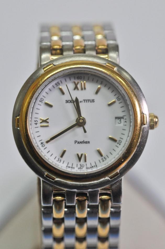 鐵達時女錶 1